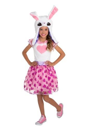Girl's Animal Jam Enchanted Magic Bunny Costume