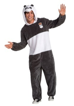 Men's We Bear Bears Panda Bear Costume