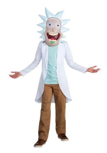 Child Rick and Morty Rick Costume