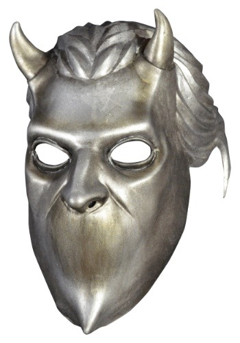 Ghost BC Latex Nameless Ghoul Mask for Adults