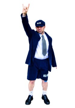 AC/DC Angus Young Costume