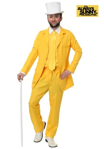 Always Sunny in Philadelphia Adult Plus Size Day Man Costume