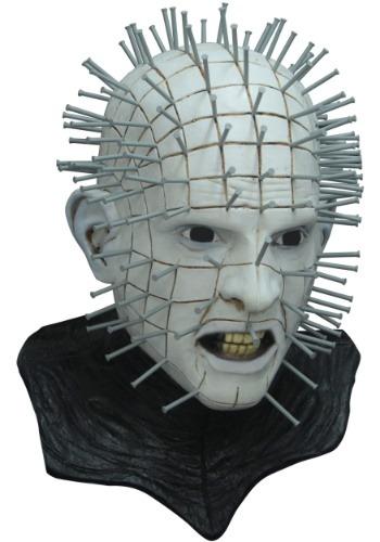 Hellraiser III Men's Pinhead Deluxe Mask
