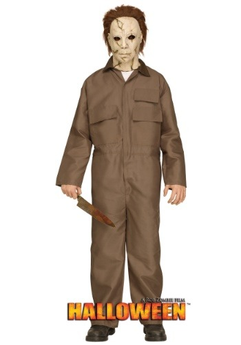 Teen Rob Zombie Halloween Michael Myers Costume
