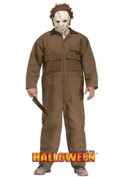 Mens Rob Zombie Halloween Michael Myers Plus Size Costume