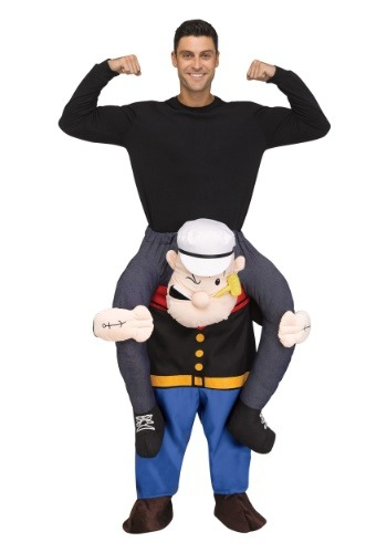 Adult Popeye Ride On Costume-update1
