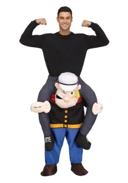 Adult Popeye Ride On Costume