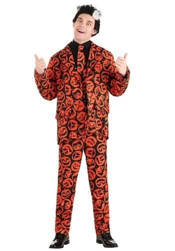 Men's David S. Pumpkins Costume1