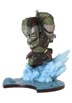 Thor Ragnarok Hulk Q-Fig Diorama