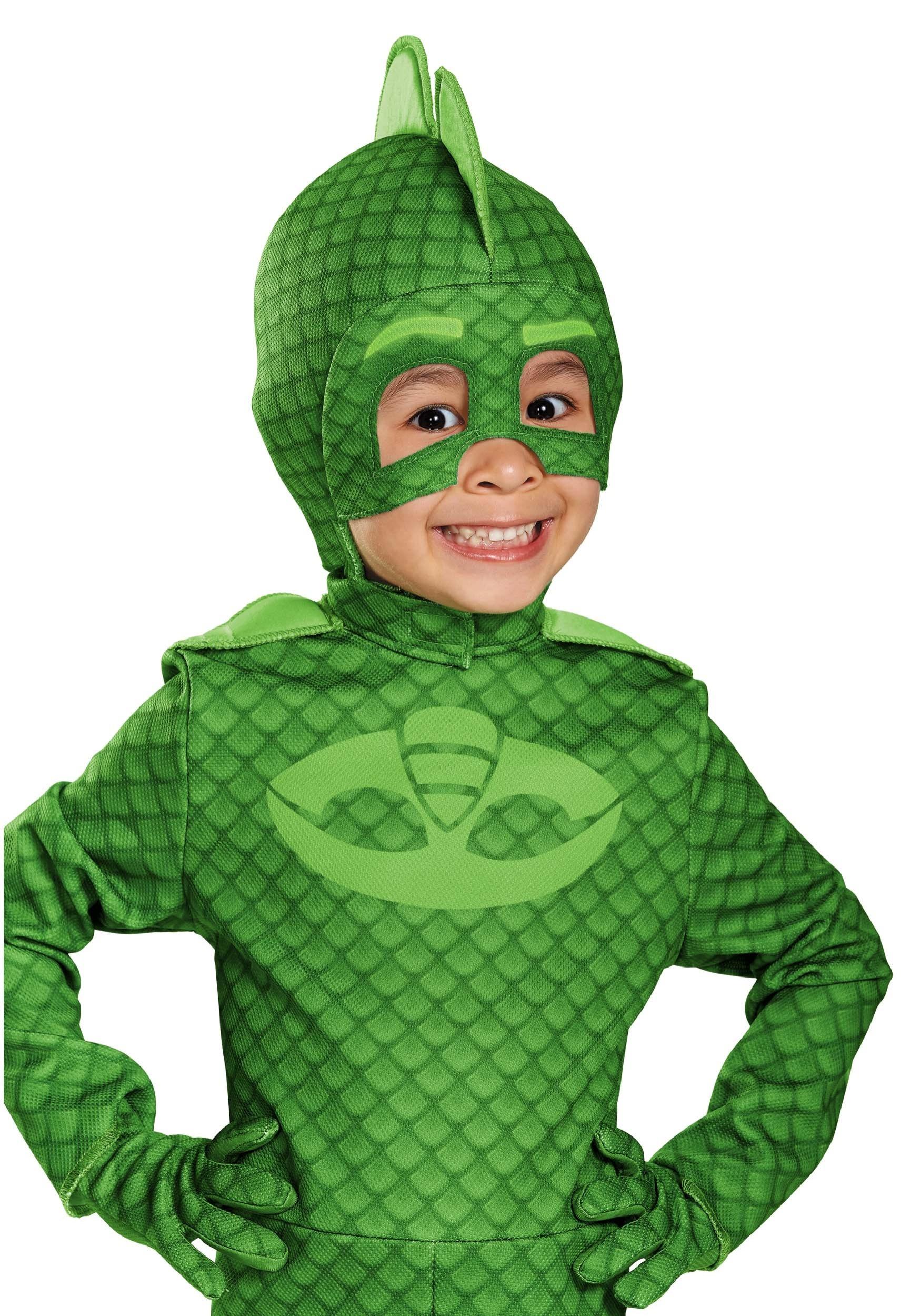 PJ Masks Gekko Mask for Kids