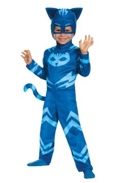 Kids PJ Masks Classic Catboy Costume Update1