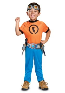 Rusty Rivets Rusty Costume
