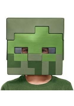 Minecraft Zombie Half Mask