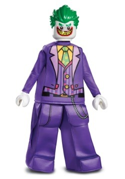 Lego Batman Child Prestige Joker Costume