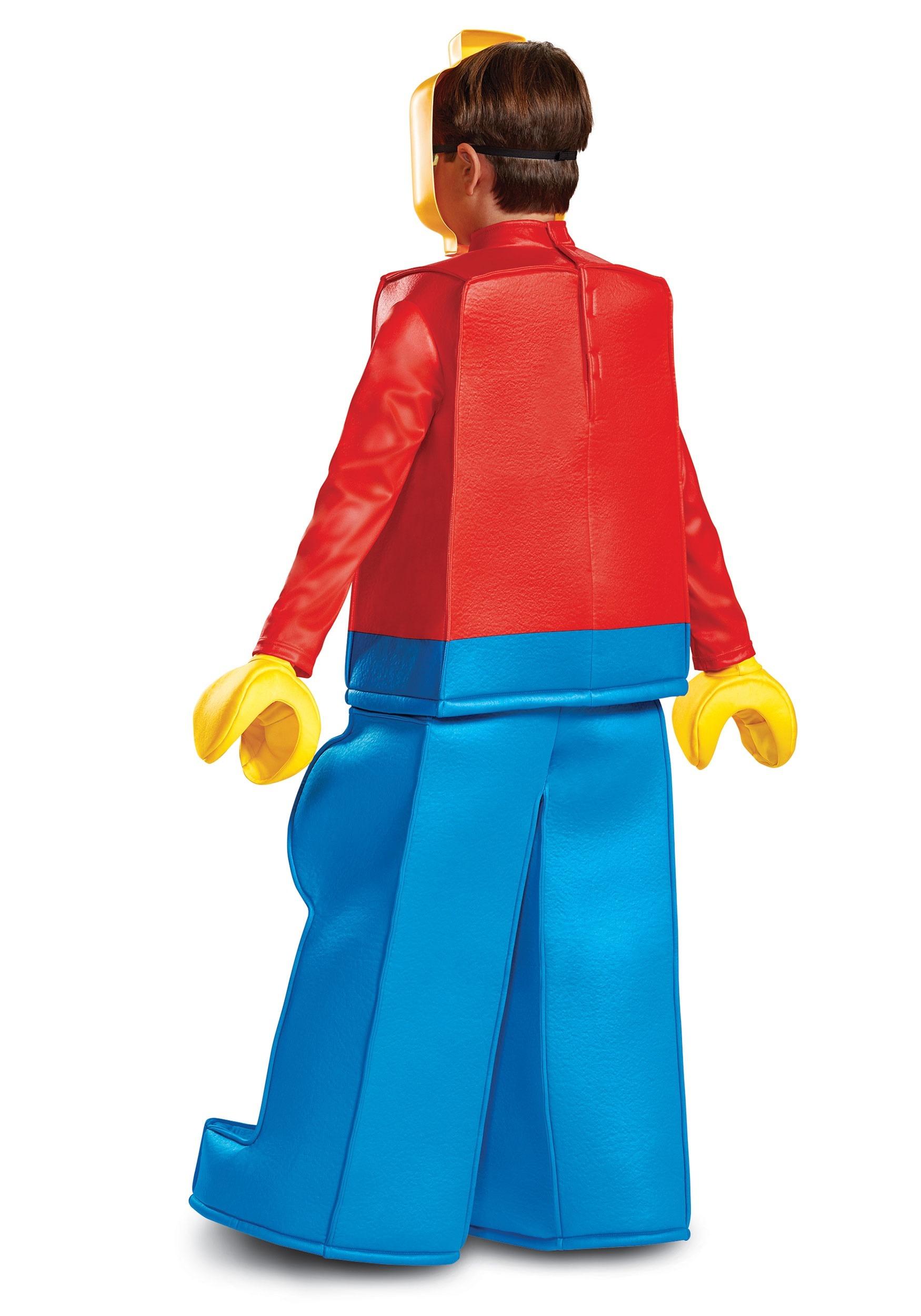 Lego Child Prestige Lego Guy Costume Lego Child Prestige Lego Guy Costume 2 ...  sc 1 st  Fun.com & Lego Prestige Lego Guy Costume