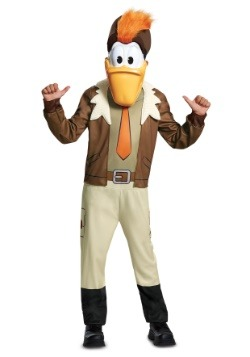 Duck Tales Launchpad McQuack Child Costume