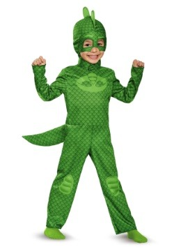PJ Masks Boys Classic Gekko Costume