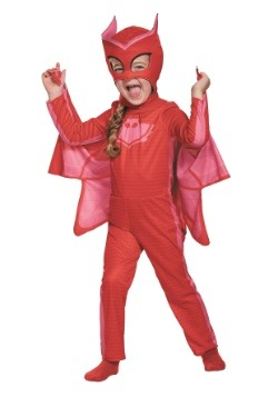 PJ Masks Toddler Classic Owlette Costume
