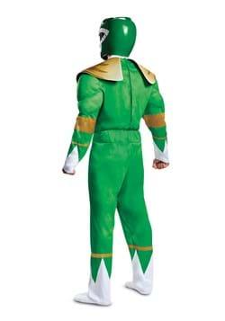 Adult Power Rangers Green Ranger Costume 2