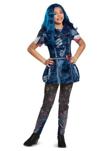 Descendants 2 Child Classic Evie Costume