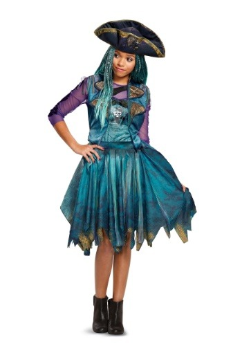 Descendants 2 Girl's Classic Uma Costume