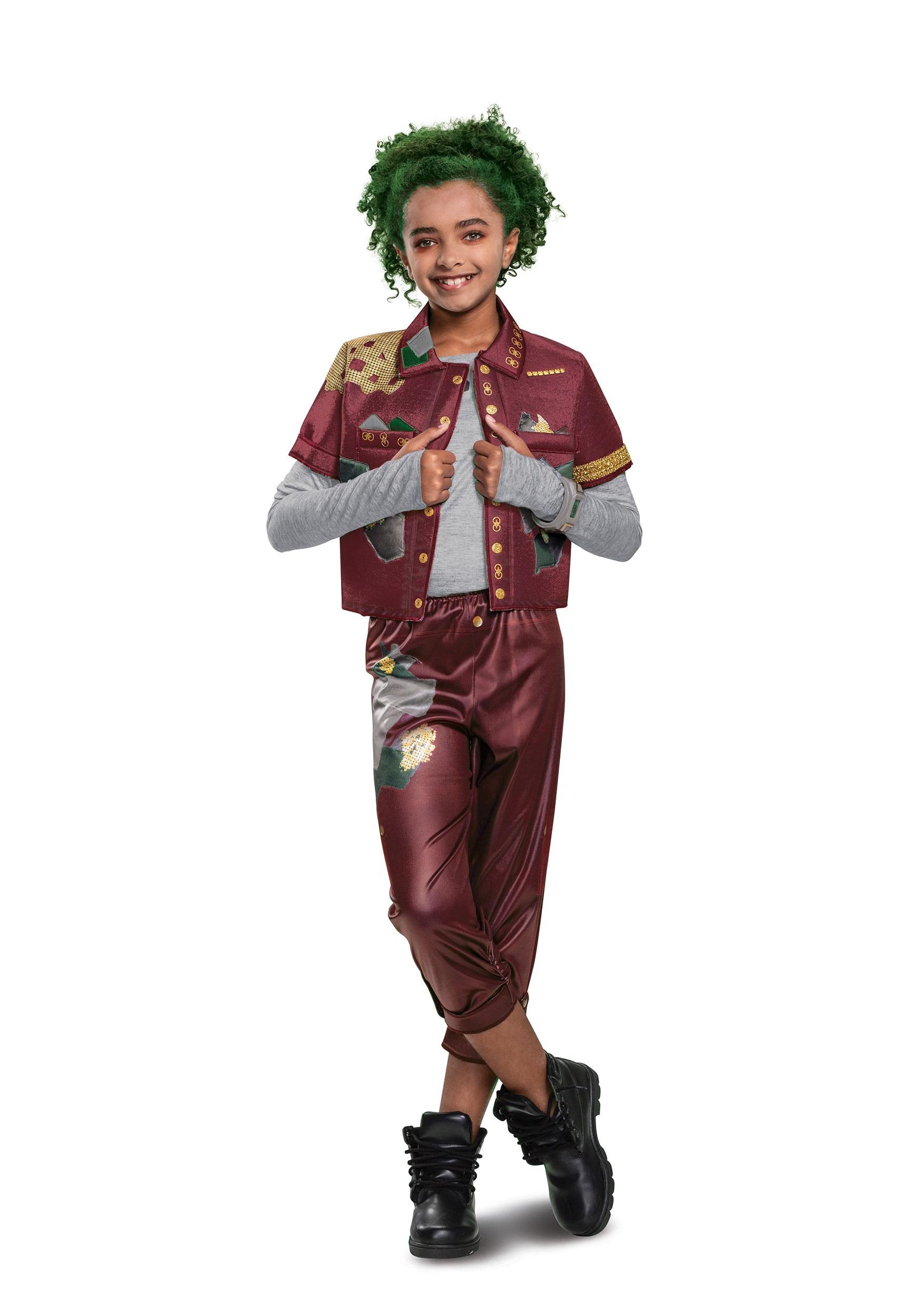 Disney Zombies Deluxe Eliza Costume For Girls-2954