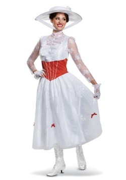 Women's Deluxe Mary Poppins Costume1