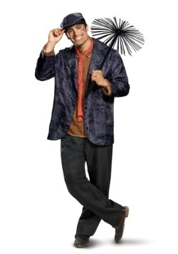 Mary Poppins Deluxe Adult Bert Costume1