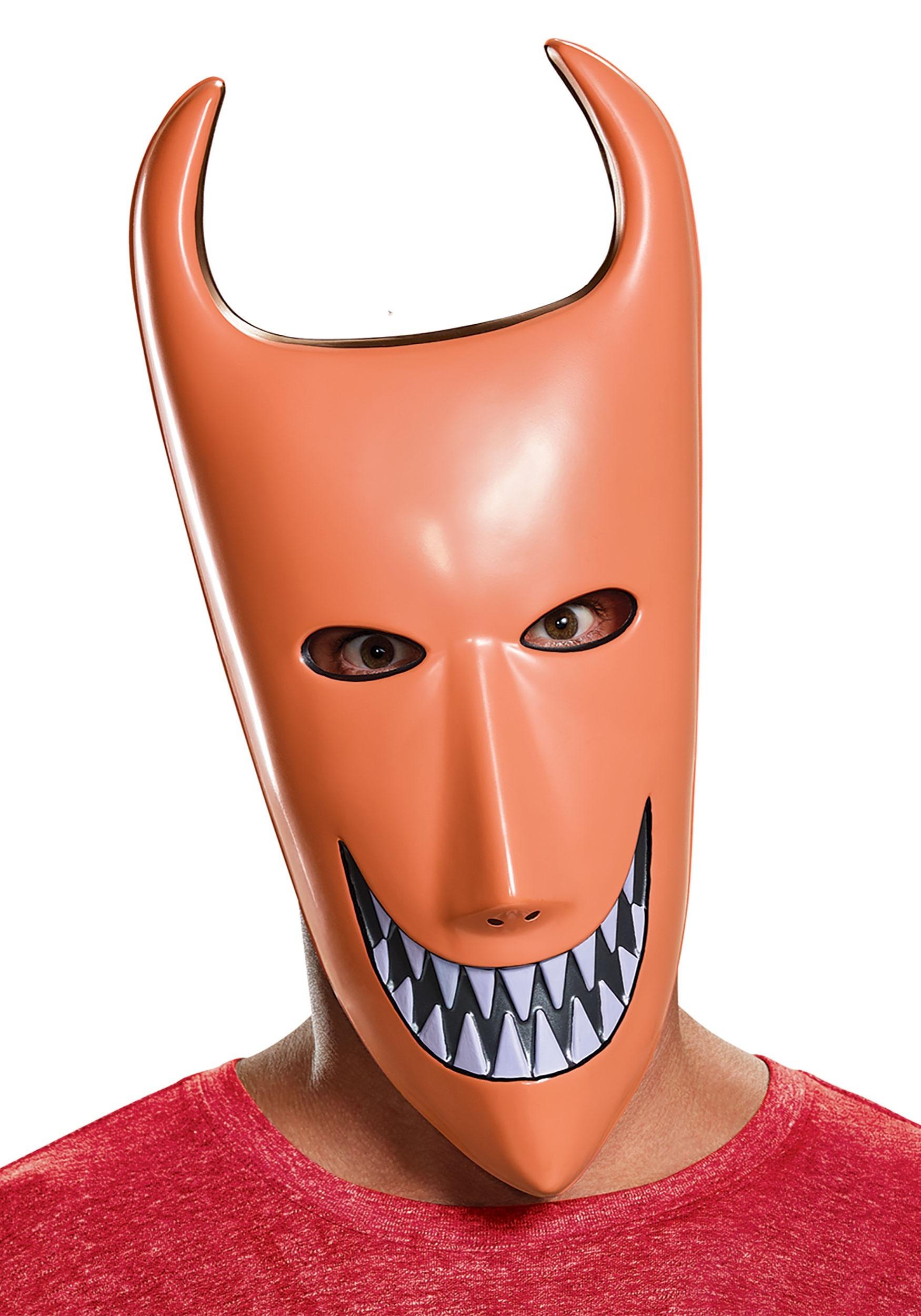 nightmare before christmas adult lock mask - Lock The Nightmare Before Christmas