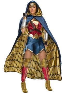 Women's Grand Heritage Wonder Woman Costume