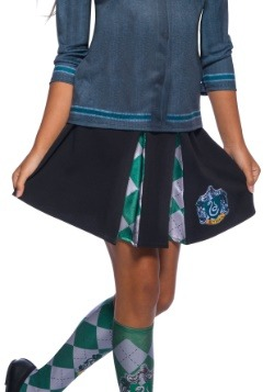 Child Slytherin Skirt1