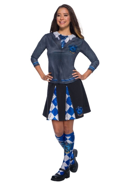 Adult Ravenclaw Skirt-alt1