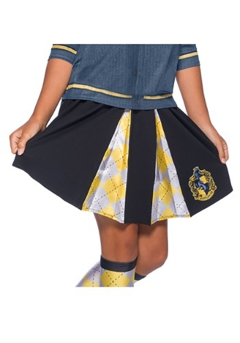 Child Hufflepuff Skirt