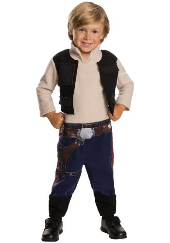 Toddler Han Solo Costume