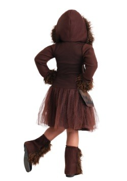 Girls Chewbacca Costume3