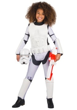 Girls Stormtrooper Costume