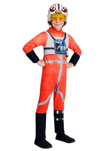 Child X-Wing Fighter Pilot Costume