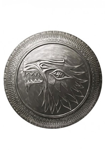 Game of Thrones Collectible Steel Stark Infantry Shield