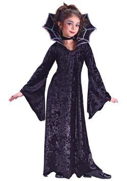 Girls Spiderella Costume