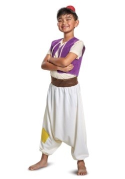 Child Aladdin Street Rat Costume