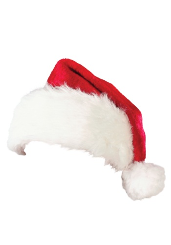 Supreme Plush Santa Hat