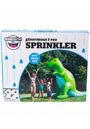 Giant Dinosaur Inflatable Yard Sprinkler