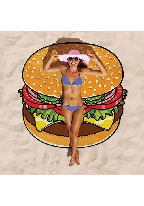 Burger Beach Blanket Update 4
