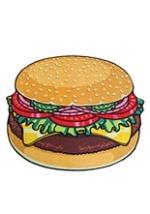 Burger Beach Blanket 2