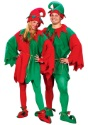 Unisex Holiday Elf Costume