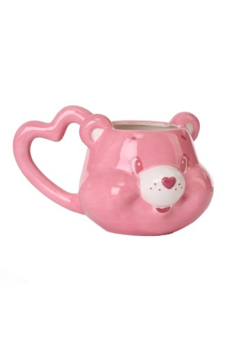 Care Bears Cheer Bear Sculpted Ceramic Mug