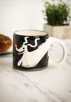 Nightmare Before Christmas Zero Sculpted Ceramic Mug update