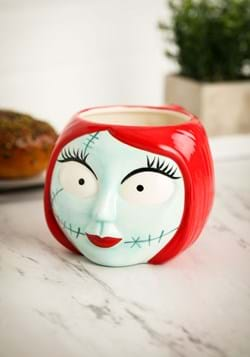 Nightmare Before Christmas Sally Sculpted Ceramic Mug update