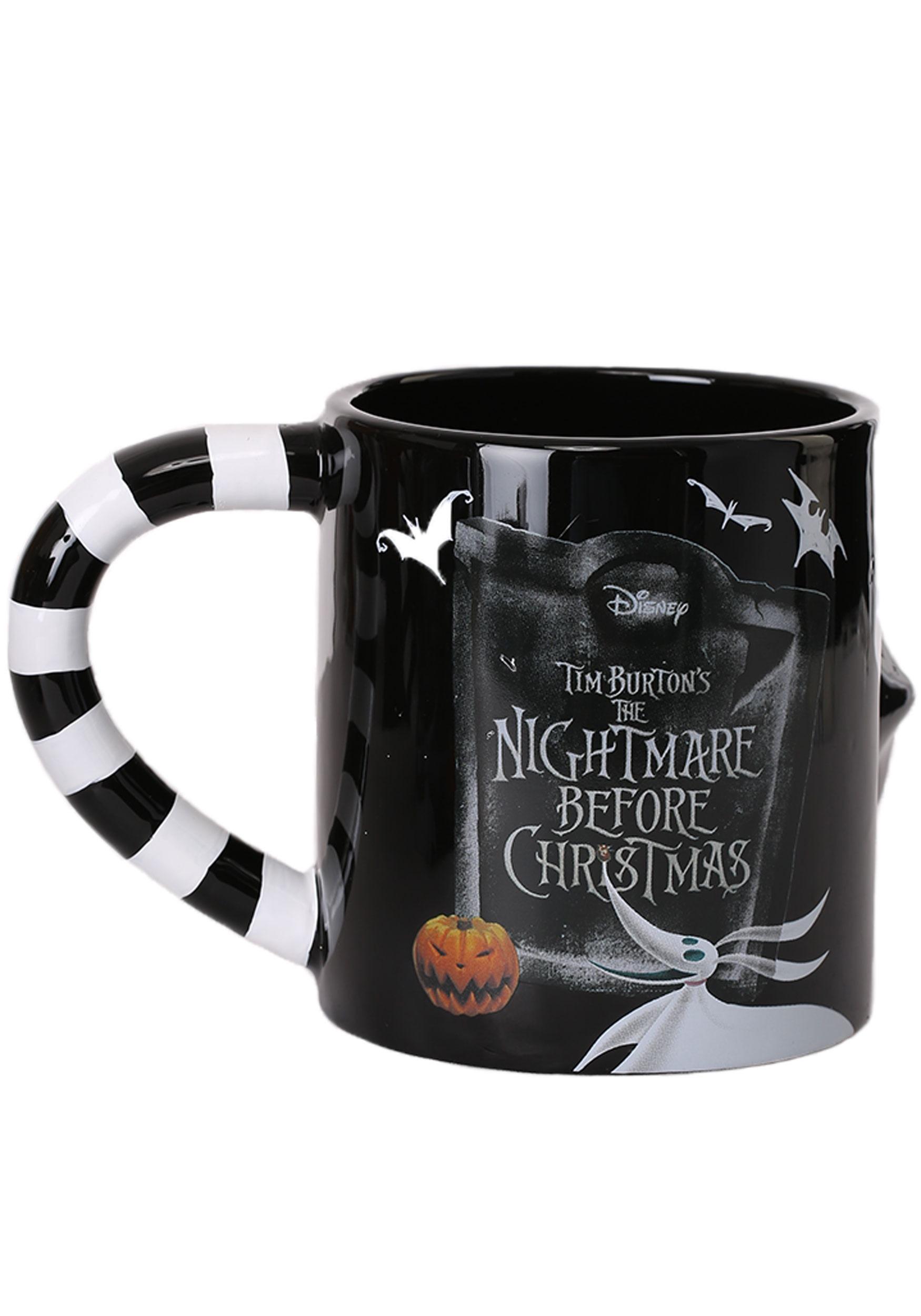 nightmare before christmas jack and sally 2 piece mug set 4