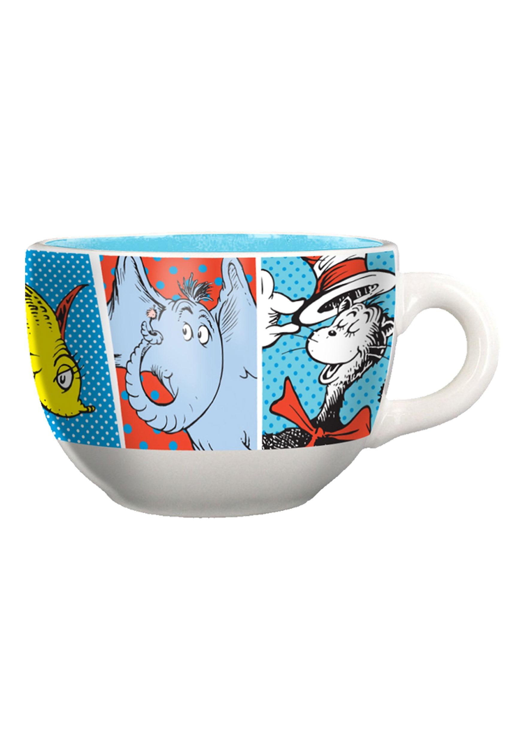 Dr. Seuss 20 oz Ceramic Soup Mug VA17053